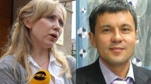 Ирина Хрунова и Фарит Муртазин - новые адвокаты Екатерины Самуцевич