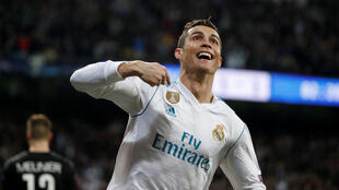 Cristiano Ronaldo, avançado do Real Madrid