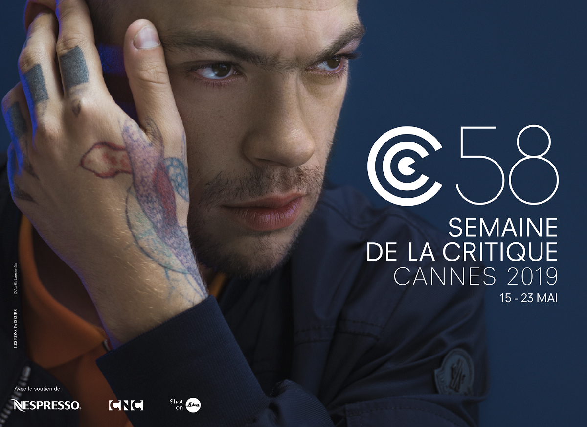 Poster-boy 2019: Award-winning French actor Félix Maritaud starred in 'Sauvages' selected at The critics' Week in 2018
