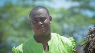Un jeune Africain.