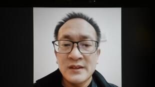 Chinese human rights lawyer Wang Quanzhang says he will fight to reunite with his family in Beijing