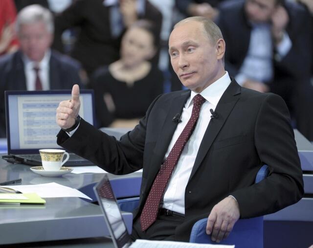В.Путин, Москва 15 декабря 2011