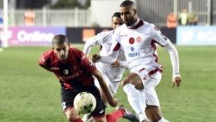 Le Wydad Casablanca et l'USM Alger se sont quittés sur un match nul vendredi 29 septembre 2017.