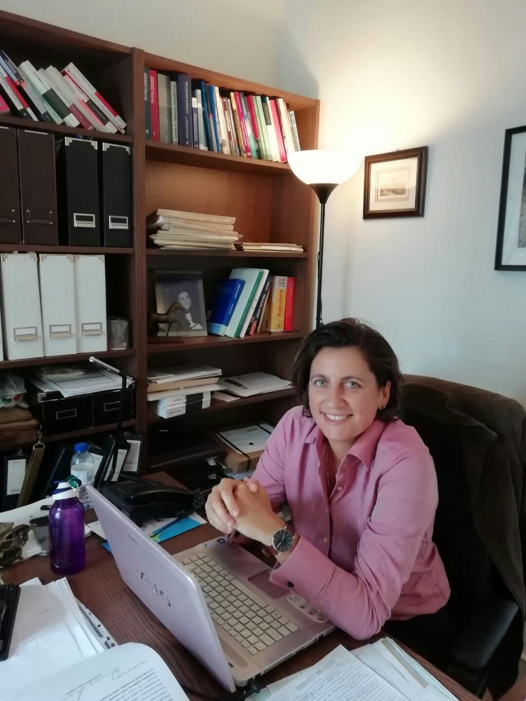 A advogada Renata Baracat estudou em Coimbra e vive em Lisboa : não sinto preconceito por ser lésbica
