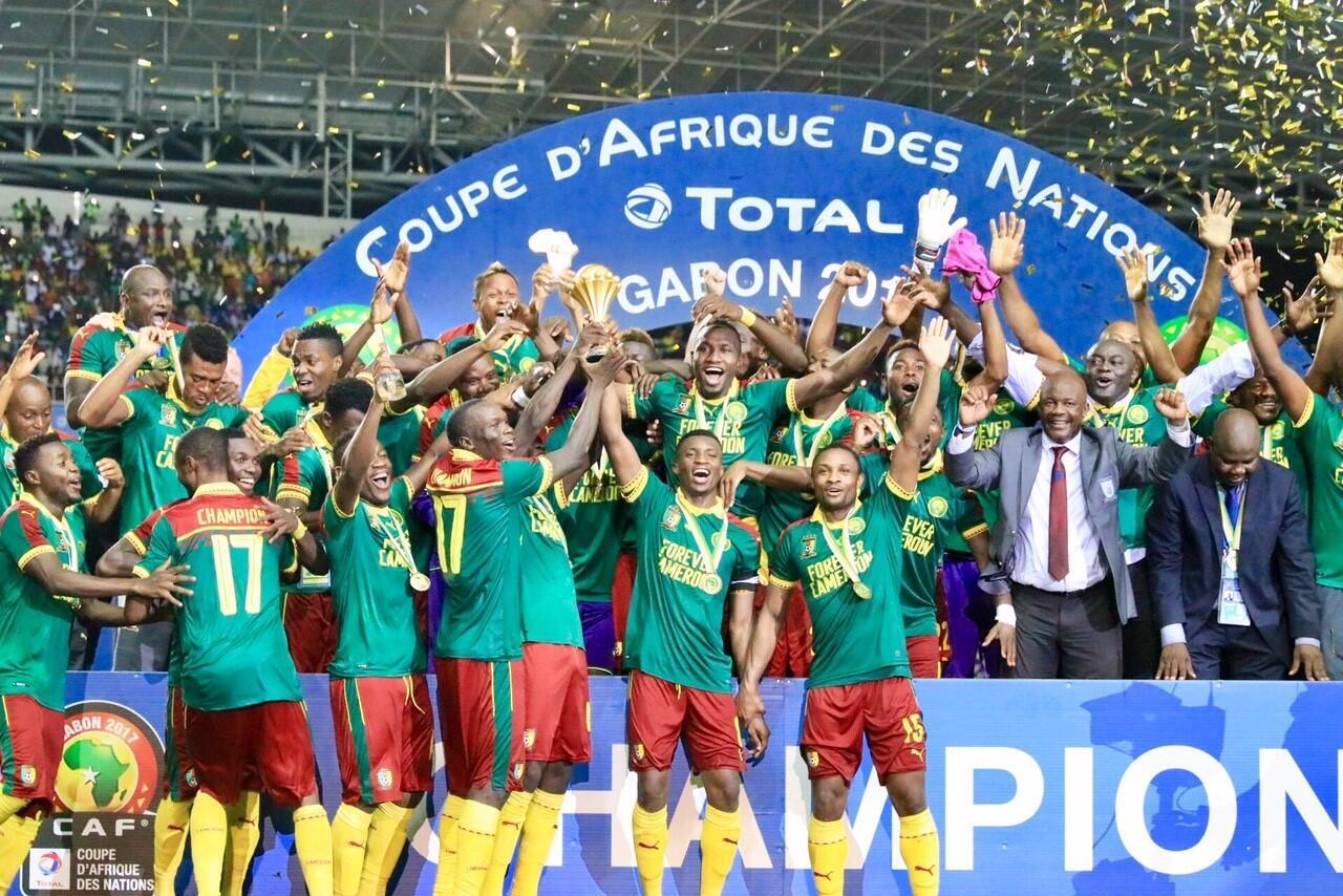 Los cameruneses ganaron la CAN 2017.