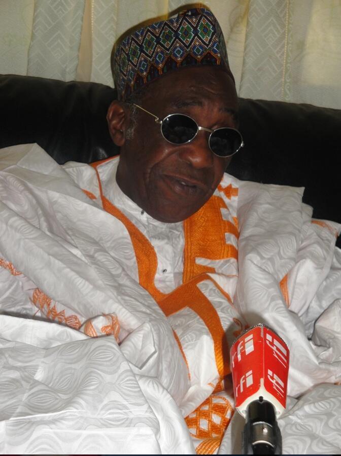 Dan Masanin Kano, Dakta Yusuf Maitama Sule a Lokacin da yake Hira da RFI Hausa