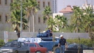 L'ambassade américaine à Amman était une des cibles de ce complot déjoué.