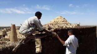 L'Union européenne a débloqué 540 000 euros pour préserver et restaurer la forteresse de Shali.