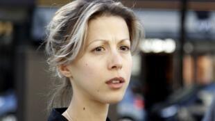 A escritora francesa Tristane Banon diz ter sido vítima tentativa de estupro por parte de Dominique Strauss-Kahn.