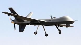 Un drone américain de type « reaper ».