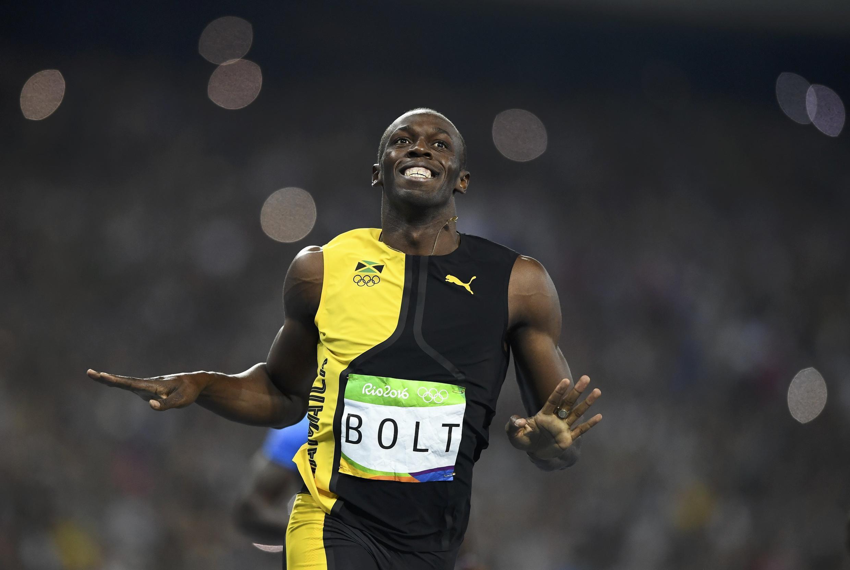 Mwanariadha wa Jamaica, Usain Bolt ambaye atashiriki fainali ya mbio za mita 200 jijini Rio, Brazil