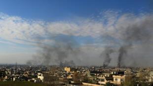 Мосул, 3 января 2017