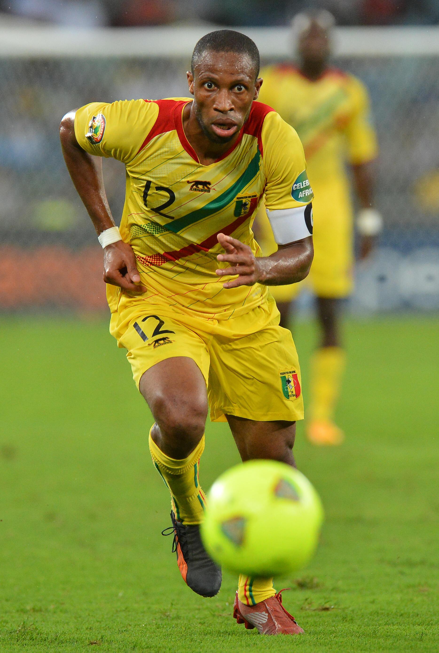 Goodbye to him? Mali's Seydou Keita