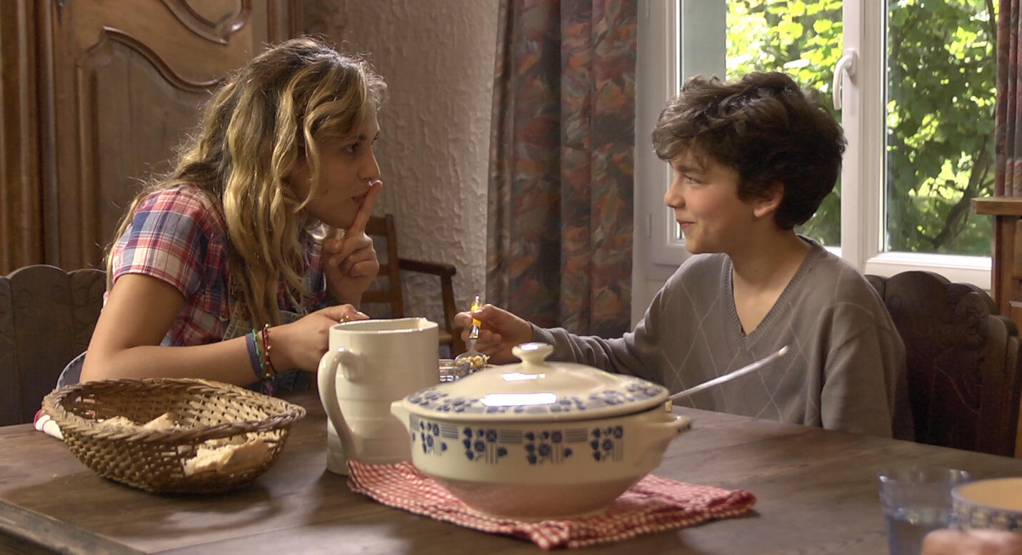 Scène tirée du film «Hasta Mañana», de Sébastien Maggiani et Olivier Vidal.