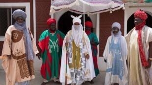 Mai martaba sarkin Kano Alhaji Muhammadu Sunusi na biyu