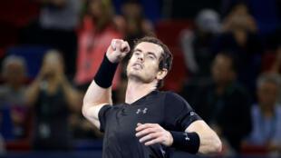 Andy Murray désormais numéro un mondial.