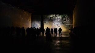 Le projet conçu par Zad Moultaka pour le pavillon du Liban unit architecture visuelle et composition sonore.