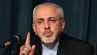 محمدجواد ظریف، وزیر امور خارجه جمهوری اسلامی ایران