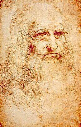 文藝復興代表人物列奧納多•達文西