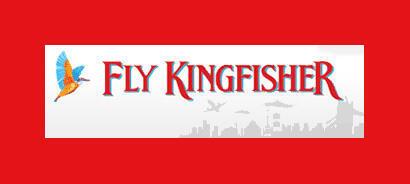 Logo de la caompagnie aérienne indienne Kingfisher.