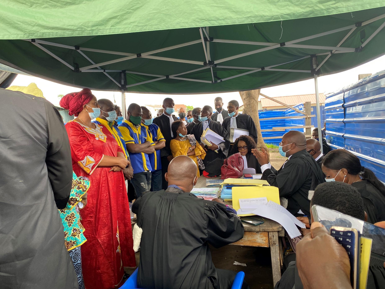 RDC Kahimbi procès tribunal