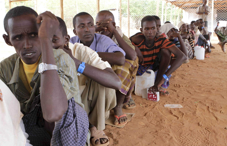 Jerin gwanon mabukata abinci a kasar Somaliya