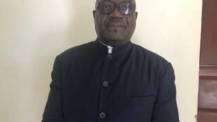 Isac Pena, sobrinho de Jonas Savimbi, ou general Cami, como é conhecido na UNITA, no Andulo a 31 de Maio de 2019.