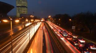 L'Allemagne est le seul pays d'Europe où il n'y a pas de limitation de vitesse sur de nombreuses portions d'autoroutes.
