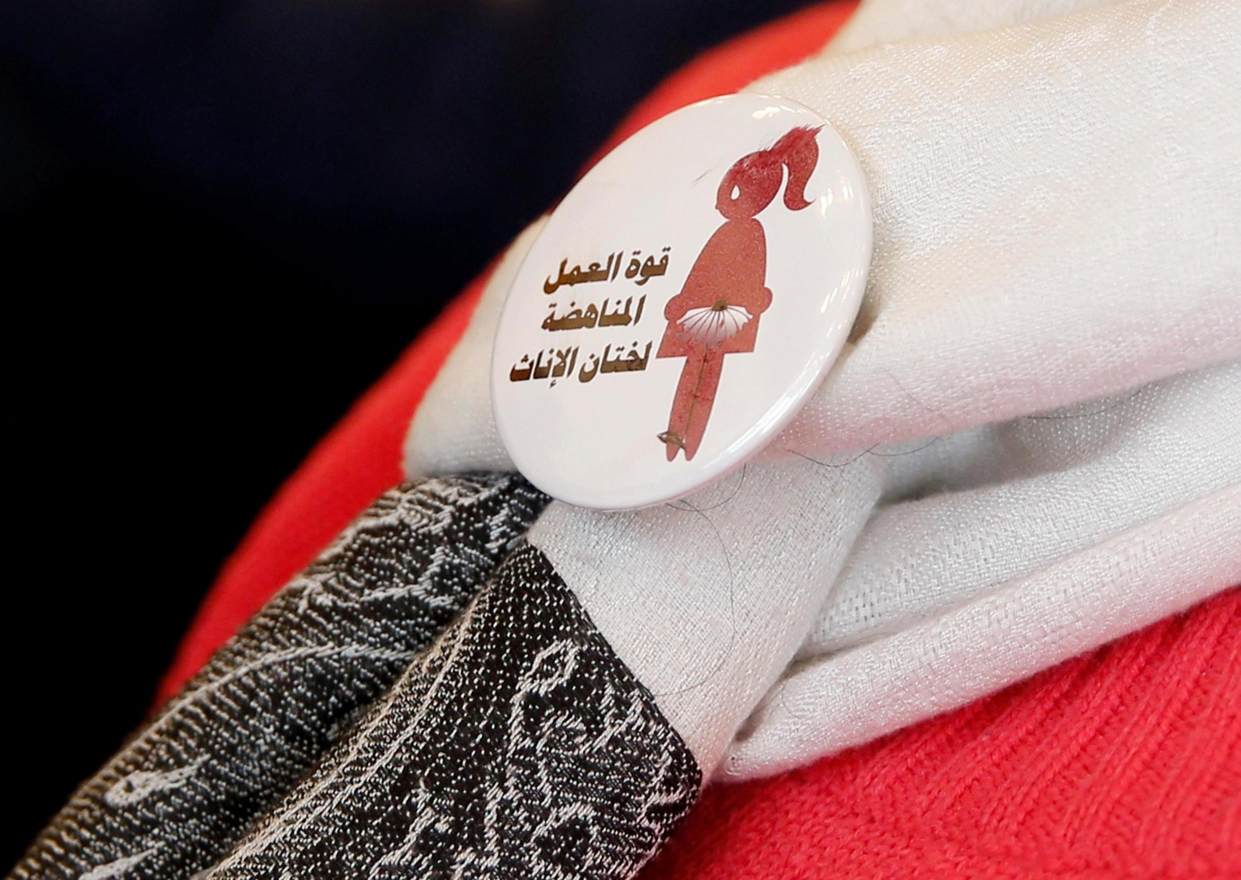 Campaigns are underway in Egypt to end the practice of female genital mutilation.