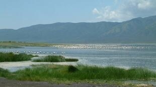 Lake Bogoria is a sacred place for Endorois people who live beside it.