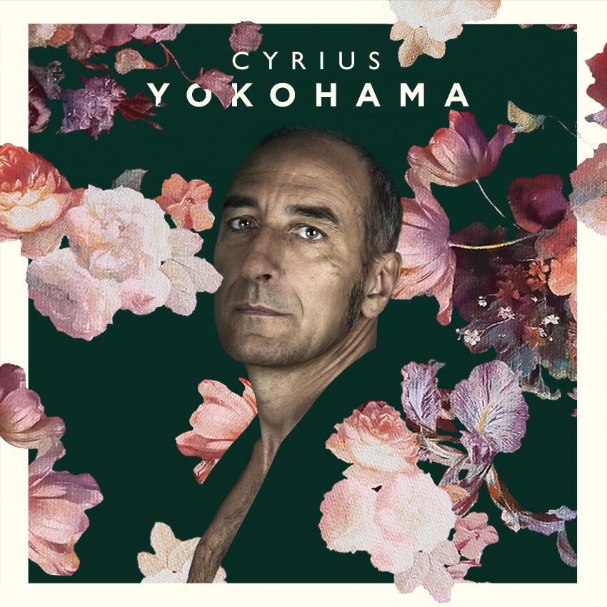 Tapa del disco 'Yokohama', Cyrius.