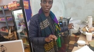 Maria Dion-Gokan, créatrice de la marque Rituel Café, basée à Paris.