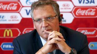 Ex-secretário-geral da FIFA Jerome Valcke seria o responsável por incriminar Platini, segundo delator.