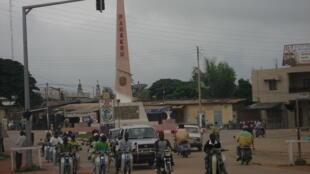 Parakou est la plus grande ville nord du Bénin.
