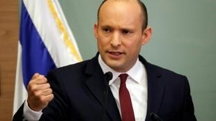 Israeli Education Minister Naftali Bennett said he would give Prime Minister Benjamin Netanyahu time to correct course on a range of issues