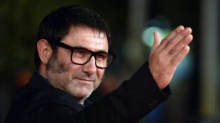 El actor Sergi López, este 19 de octubre en el Festival de Cine de Roma.