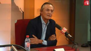 Jean-Baptiste Danet, président de CroissancePlus sur RFI.