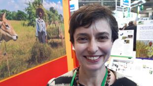 Elisabeth Claverie de Saint-Martin, directrice générale déléguée recherche et stratégie du Cirad.