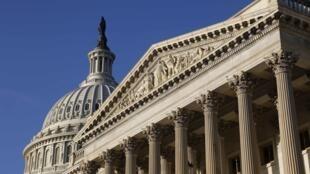 Le Capitole, siège du Congrès américain.