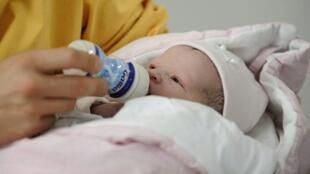 Last year 1.9 million babies were born in Russia -- 203,000 fewer than the previous year
