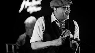 'AI' Jarreau en Montreux.