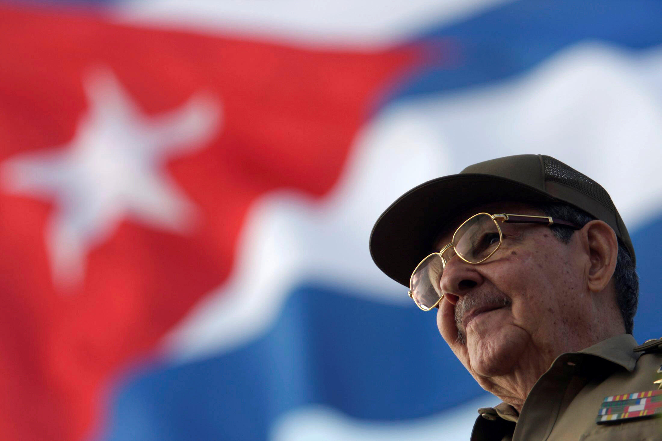 Cựu chủ tịch Cuba Raul Castro.