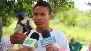 El periodista Dorance Herrera fue asesinado esta semana en Colombia.
