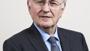 Jacques Cheminade, candidato de Solidaridad y Progreso.
