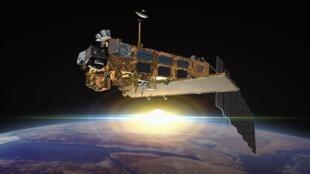 Grâce à des satellites comme le radar Envisat, les spécialistes du Cnes constatent l'évolution du climat, afin de prendre des mesures avant que les maladies cantonnées dans les zones tropicales n'arrivent.