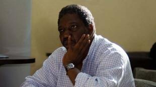 Le réalisateur et producteur burkinabè Idrissa Ouédraogo.