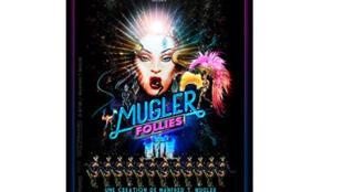 Affiche du spectacle de Thierry Mugler
