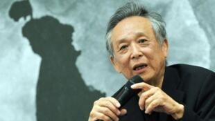 Gao Xinjiang nació en Ganzhou pero desde 1987 se refugió en Francia.