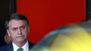 Tổng thống tân cử Brazil Jair Bolsonaro sẽ chính thức nhậm chức vào ngày 01/01/2019.