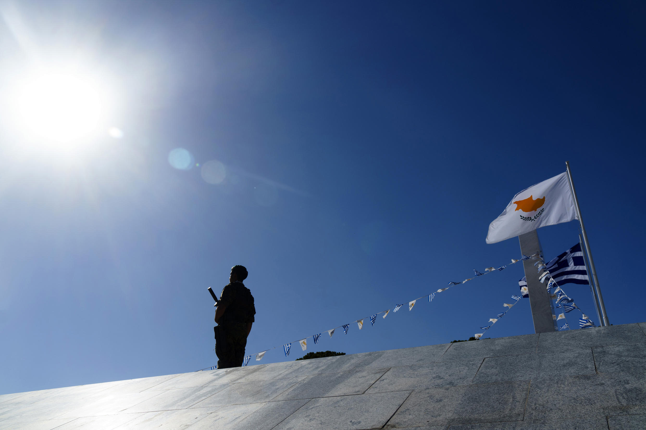The United Nations is trying to mediate a deal for Cyprus, nearly six decades since it first deployed peacekeepers